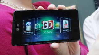 LG Optimus 3D Max starts rolling in Europe