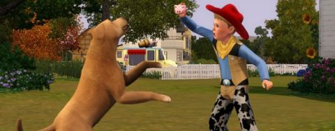 The Sims 3 Pets review thumb