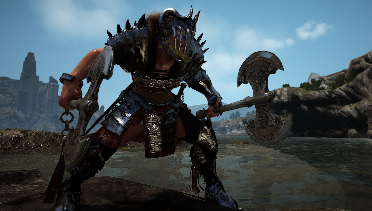 Buy-to-play MMO Black Desert Online launches in March | PC Gamer