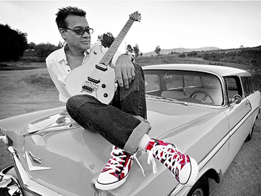 070f1a57ff Buy Eddie Van Halen s shoes!