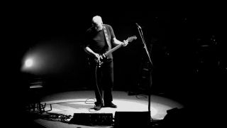 David Gilmour is readying The Endless River for an October release.