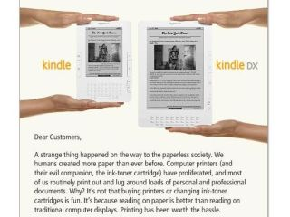 Kindle - centre of the row