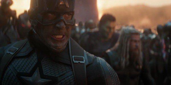 Cap assembling The Avengers