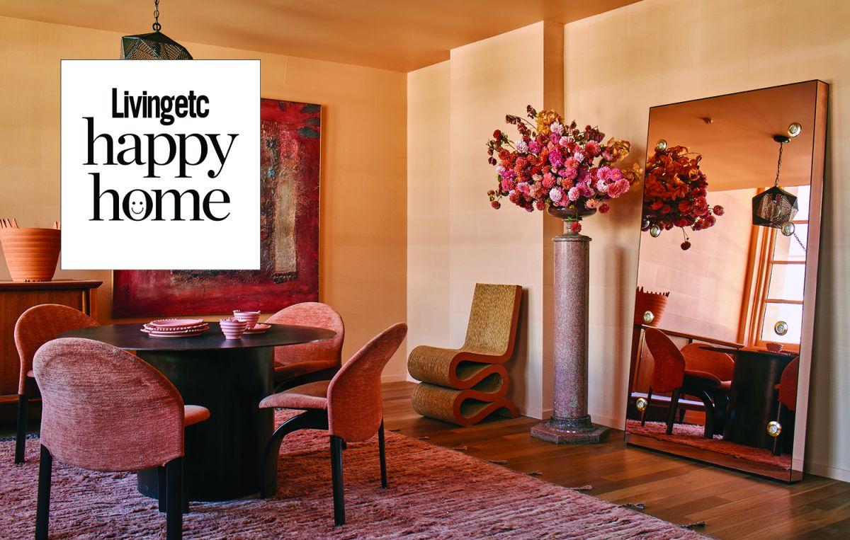 Paint your home happy with these expert tips by Kelly Wearstler