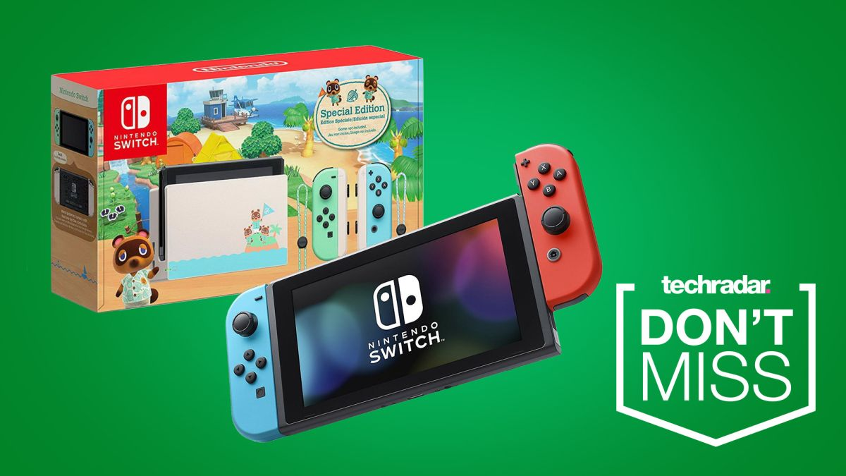 Nintendo Switch in stock ahead of Amazon Prime Day: Animal ...