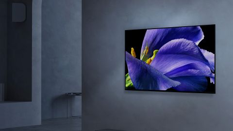 Sony A9G OLED TV review