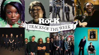 Tracks of the Week artist photos