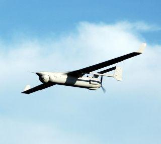 RQ-21A Blackjack Drone