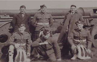 DUNKIRK THE LOST REGIMENT