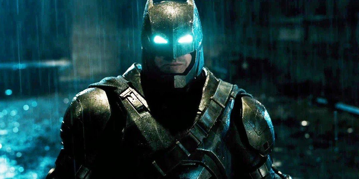 Ben Affleck as Batman in Batman v. Superman: Dawn of Justice (2016)