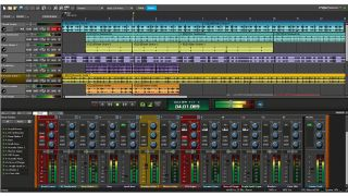 Thanks to its new audio engine, Mixcraft 8 now offers sidechaining and VST3 plugin support