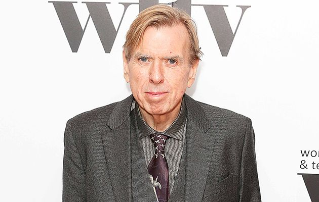 Timothy Spall almost starred in The Young Ones!