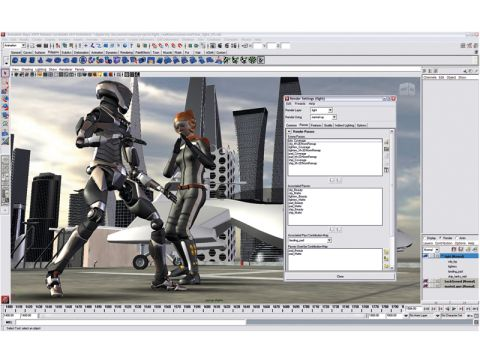 Autodesk Maya Unlimited 2009