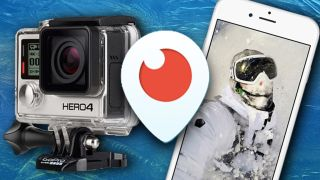 Your GoPro can now sync up with Periscope