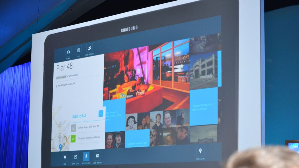 Native Foursquare app peeks out for Windows 8 as others are outed