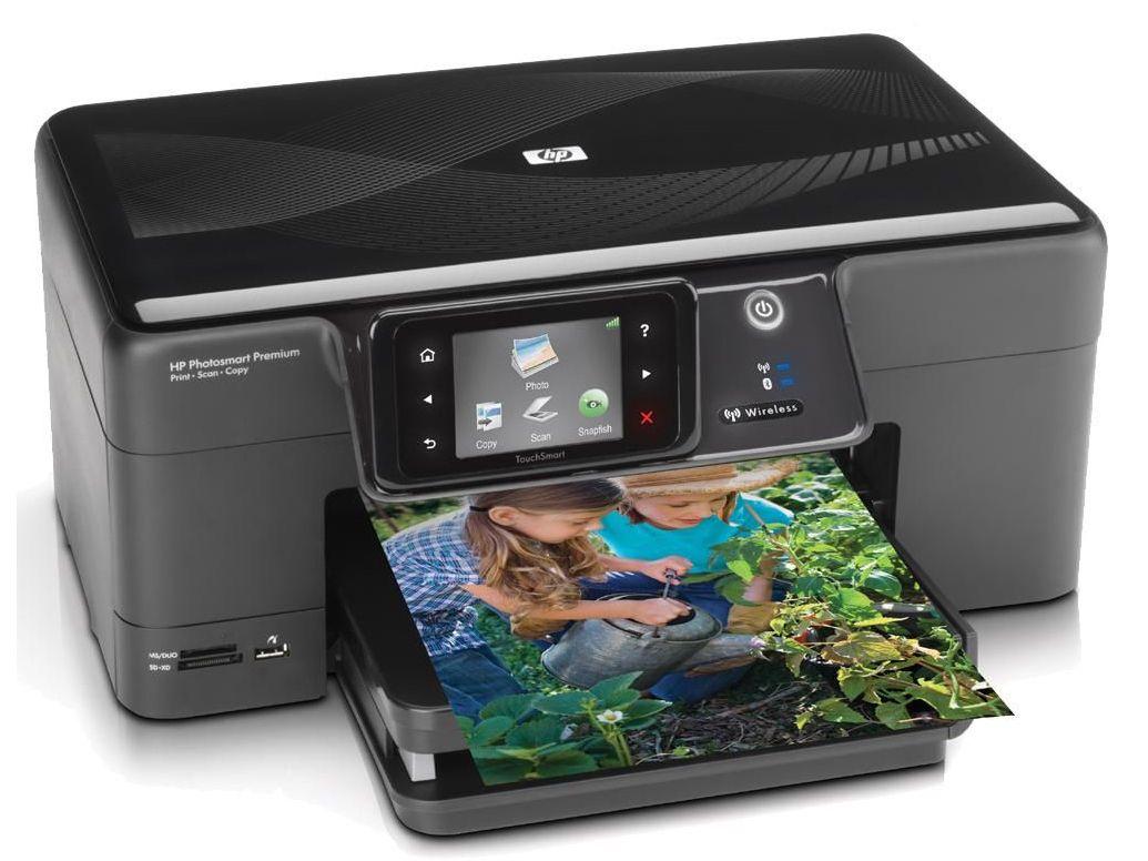 HP Photosmart Premium C309G   TechRadar