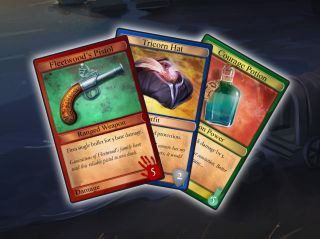 Shadowhand cards