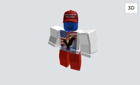 Hacked Roblox accounts are telling people to vote for Trump