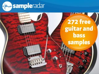 Whether you want guitar or bass sounds SampleRadar has you covered