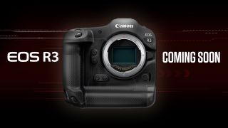 "The Canon EOS R3 packs ""next generation Dual Pixel AF"", a stacked BSI sensor, 30fps shooting and Eye Control focus"
