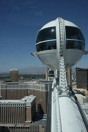 Alcorn McBride Revamps Las Vegas High Roller