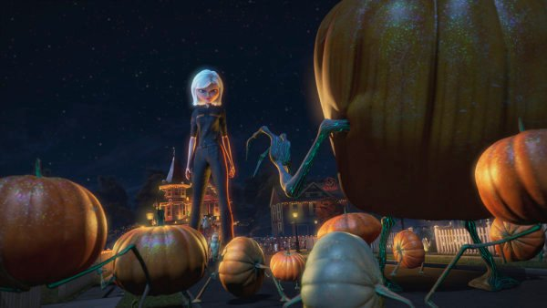 Monsters Vs. Aliens: Mutant Pumpkins From Outer Space Preview #9906