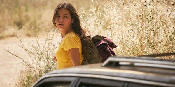 Natalia Reyes as Dani Ramos in Terminator: Dark Fate