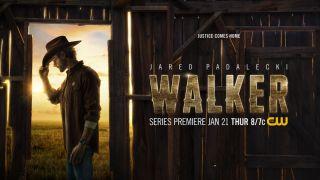 Walker on The CW