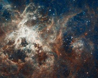 Hubble Tarantula Nebula