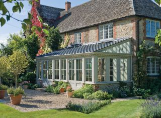 lean-to Conservatory Ideas can create lots of extra space for your home