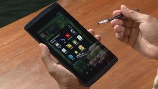 Nvidia Tegra Note 7 makes a big deal about stylus