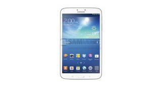 Samsung Galaxy Tab 3 8.0 specs, price leak