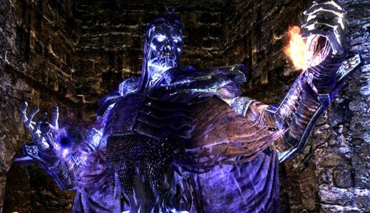 the best skyrim mods: undeath