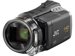 JVC's new pro-style shooter - the HM400