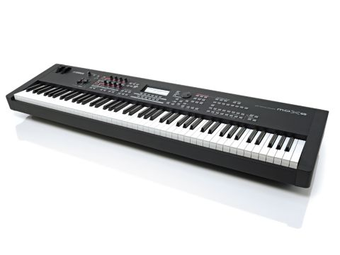 Yamaha Mox Review Keyboard Magazine