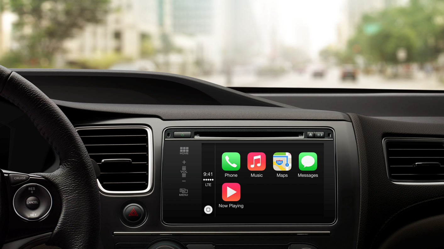 How do you get netflix on apple carplay