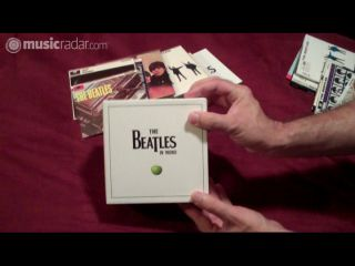 The Beatles in mono is a key part of the box set