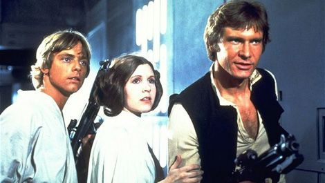Carrie Fisher confirms Star Wars return for her, Harrison Ford and Mark Hamill