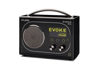 Pure's first-ever internet radio, the Evoke Flow