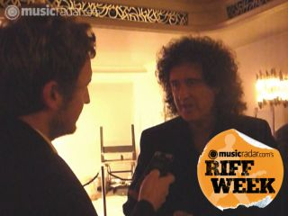 Brian May: in conversation with MusicRadar