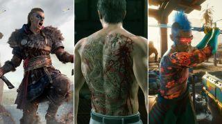 Assassin's Creed Valhalla/Yakuza/Cyberpunk 2077