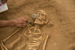 possible philistine remains