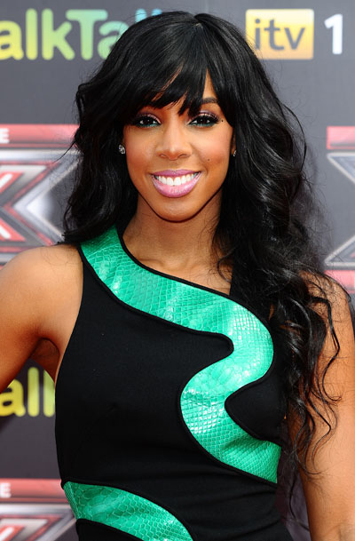 Kelly Rowland: Gary is determined to win X Factor
