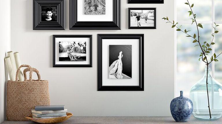 Wayfair Christmas gift: wall frame set