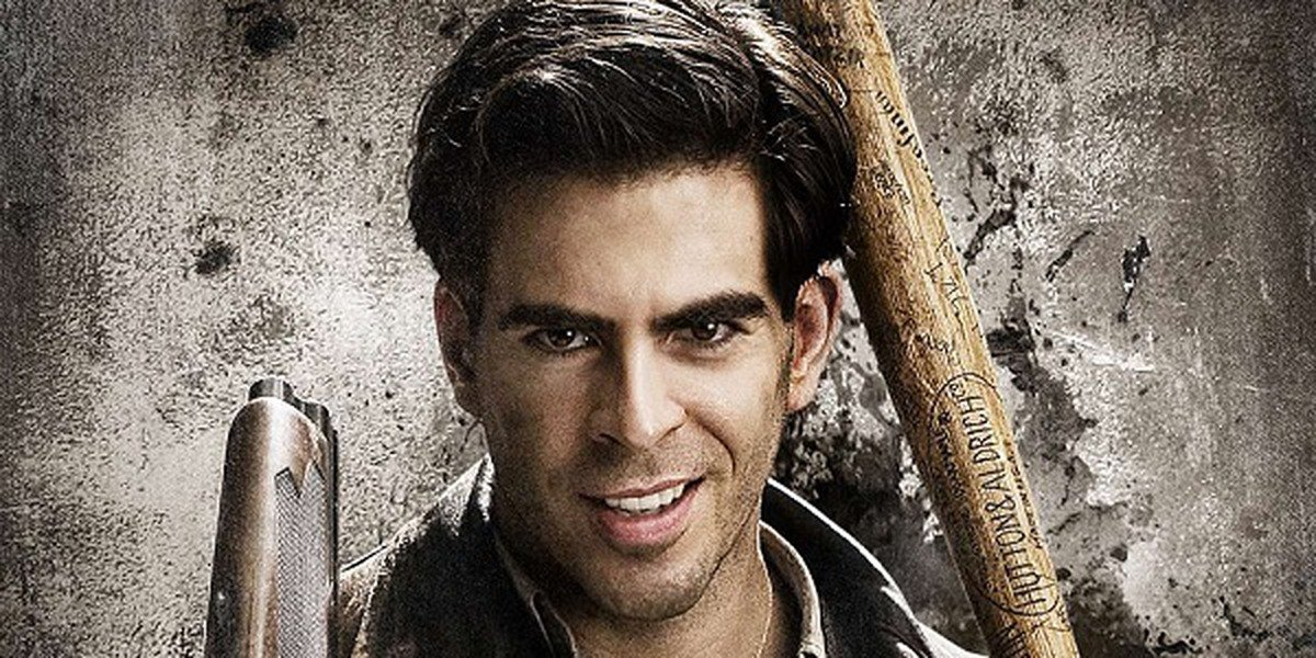 Eli Roth's Inglorious Basterds Poster