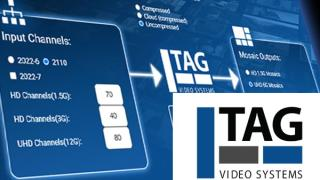 TAG Video Systems Configurator