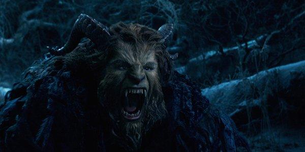 Dan Stevens in Beauty and the Beast