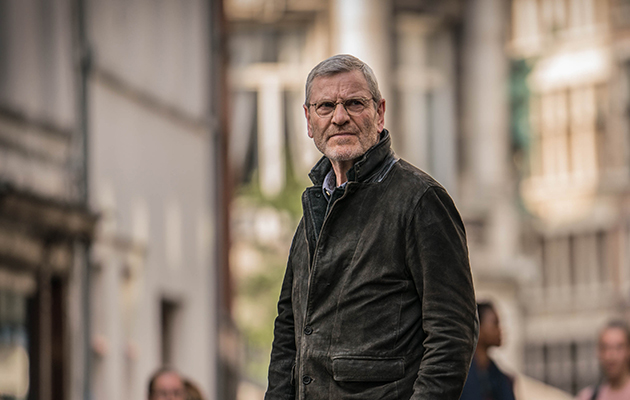 Tcheky Karyo in The Missing spin-off Baptiste