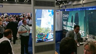 CIVIQ Smartscapes at Smart Cities Connect Expo