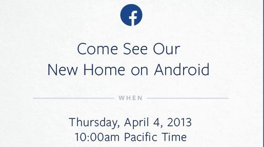 Facebook said to be deploying own version of Android on an HTC phone
